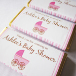 Personalised Chocolate Bar Favours