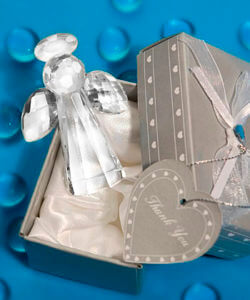 Crystal Angel Favours / Bomboniere In Beautiful Packaging
