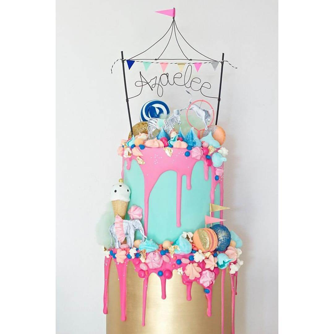 10 Totally Gorgeous Birthday Cakes For Sweet Little Girls Favour