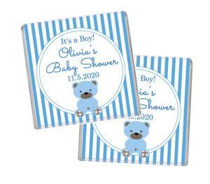blue teddy petite chocolates