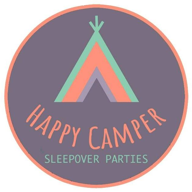 happy campers sleepover parties