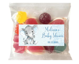 BABY ELEPHANT LOLLY BAG